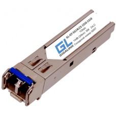 Модуль GIGALINK SFP, 1Гбит/c, два волокна SM, 2xLC, 1310 нм, 14 дБ (до 20 км) (GL-10GT)