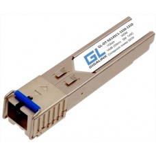 Модуль GIGALINK SFP, WDM, 1Гбит/c, одно волокно SM, SC, Tx:1310/Rx:1550 нм, 14 дБ (до 20 км) (GL-30TSC)