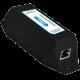 Удлинитель TSn-EPOE для увеличения расстояния передачи 10/100 Ethernet + PoE по кабелю витой пары дополнительно на 100 м.