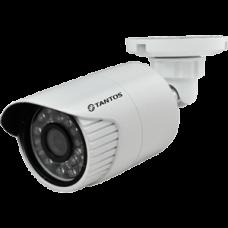 IP видеокамера 1.3 МП уличная цилиндрическая TSi-Ple1F (3.6)