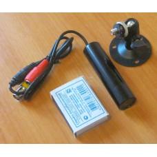 Видеокамера мини-цилиндр влагозащищенный 420 твл